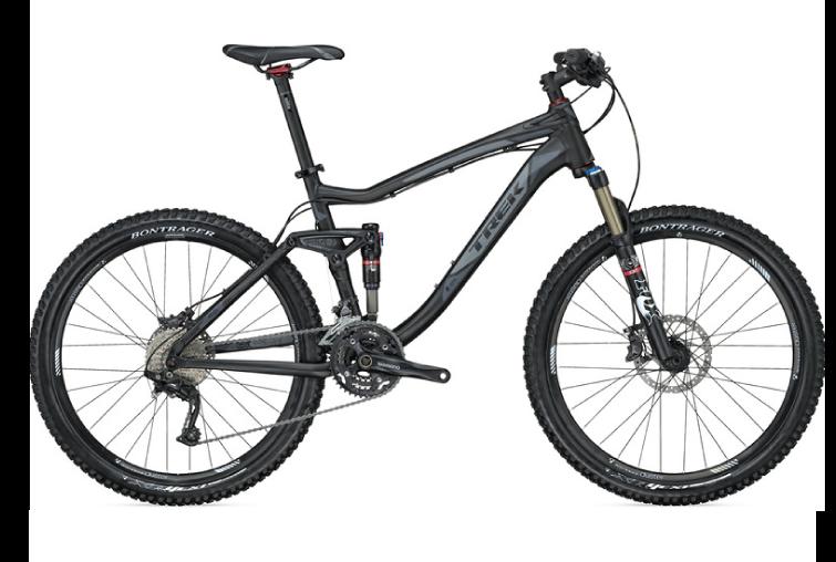 MTB Crete the Hub Bike TREK Fuel EX 5 (26
